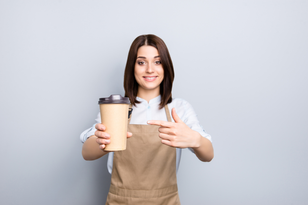 A coffee for Pete! – Stellt euch vor…